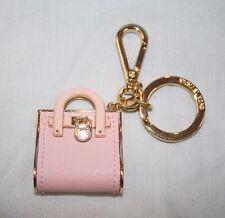 Michael Kors Pink Hamilton Purse Keychain, New with box