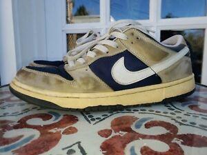 Rare Vintage Nike Dunk Lo Low Pre SB Mens 9.5 Nike Skateboarding