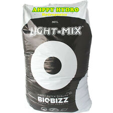 Biobizz Light Mix Potting Soil - 50L Bag - Hydroponics