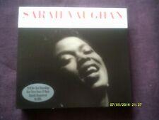 SARAH VAUGHAN-THE DEFINITIVE COLLECTION 3CD SET