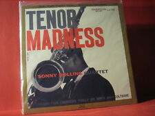 """DCC LPZ-2022 SONNY ROLLINS """" TENOR MADNESS """" (PURE ANALOGUE LP/FACTORY SEALED)"""