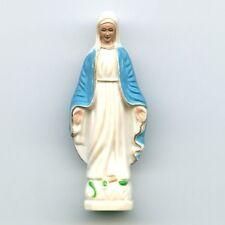 Immaculata Mini Heiligenfigur Kunststoff 5,3cm Heilige Maria Mutter Gottes Figur