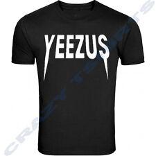 YEEZUS I FEEL LIKE KOBE Black Mamba Day Yeezy Kanye West Pablo Black T Shirt