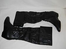 Alfani New Womens CARRIE Over the Knee Black Fashion Boots 5.5 M Shoes NWB