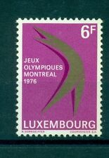 OLYMPIC GAMES MONTREAL 1976  LUXEMBOURG 1976