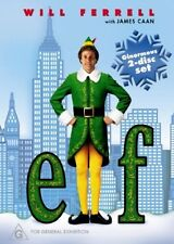 Elf (DVD, 2004) 2 Disc Special Features- Free Post!!! Will Ferrell