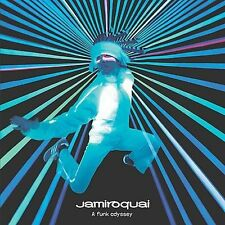 JAMIROQUAI A Funk Odyssey CD