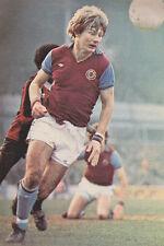Football photo > Ken McNaught Aston Villa 1970 S