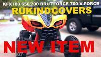 700 V-Force KFX 700 & 650 brute force REAPER EYES COVERS set
