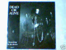 """DEAD OR ALIVE Something in my house 7"""" HOLLAND"""