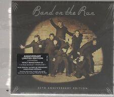 PAUL McCARTNEY BAND ON THE RUN 25th ANNIVERSARY EDITION 2 CD BEATLES 1