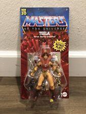 Masters Of The Universe Origins Teela Figure New