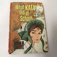 What Katy Did At School Vtg 1971 Boys & Girls Classics