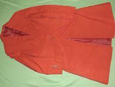 Used Ladies Riding Jacket Orange