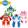 4pcs Robocar Poli Korea Kids Robot Transformation Anime Action Figure Toys UK