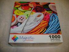 """Needle & Thread"" 1000 jigsaw puzzle."