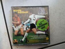 """König Fußball -Super 8mm Film,60 m,color Ton """" Lektion 5 """"Das Zusammenspiel   """""""