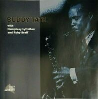 Buddy Tate with Humphrey Lyttelton & Ruby Braff 2003 **RARE CD IN UK**