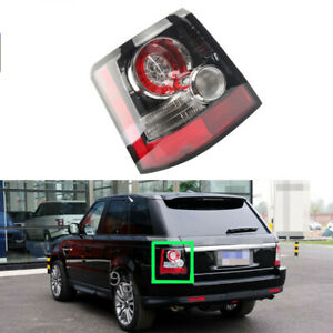 Left Rear Tail Light w/ Bulb Fit For Land Rover Range Rover Sport 2005-2013