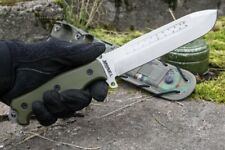 "NEW! PREMIUM Russian COMBAT SURVIVAL BIG KNIFE ""SURVIVALIST X"" Molle! Fiberglass"