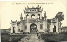 CPA Vietnam Indochine TONKIN Hanoï - Pagode de la littérature (62277)