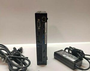 Dell OptiPlex 3040M Micro Mini i5-6500T 2.50Ghz 8GB Ram 500GB HDD Win10 Pro WiFi