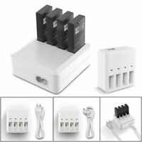 NEW Intelligent Battery Charging Hub Charger Adapter for DJI Tello Drone 4 in 1