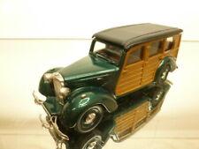 LANSDOWNE MODELS LDM21 1950 LEA FRANCIS ESTATE - WOODY - 1:43 - VERY GOOD - 56