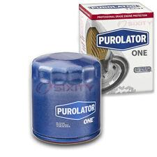 Purolator ONE PL10241 Engine Oil Filter - Long Life qf