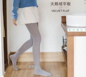 Warm Wool Tights Pantyhose Seamless Socks Cashmere Stockings Women Winter Spring