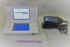Nintendo DS Lite + AC adapter / cargador