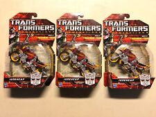 TRANSFORMERS GENERATIONS JUNKHEAP DELUXE LOT OF 3 JUNKHEAP RTS