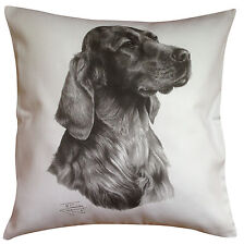 Irish Setter Red Setter MS Breed of Dog Cotton Cushion Cover - Perfect Gift