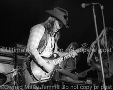 TOY CALDWELL PHOTO MARSHALL TUCKER BAND Concert Photo in 1974 by Marty Temme 1B