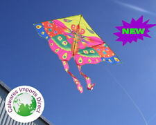 New butterfly KITE With Line  and  Bag