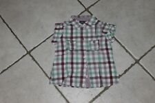 Vêtement fille 3 ans chemise sergent major