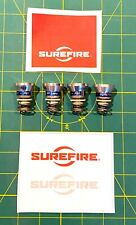 Set of 4 Surefire P60 6v bulbs for Surefire 6P, 9P, Z2, other model flashlights