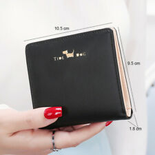 Leather Clutch Wallet for Women Ladies Credit Card Holder Organizer Long Purse