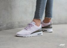 Nike Air Max Thea Textile Bleached Lilac Uk Size 8.5 Eur 43 819639-501