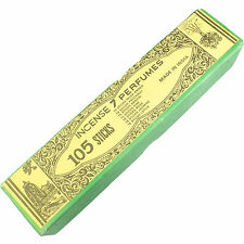 INCENSO Bastoni 105 cosiddetto hand rolled INCENSO INDIANO MUSCHIO Patchouli Sandalo 7 Scents