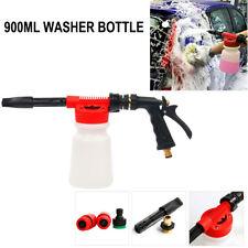 Car Cleaning Washing Foam Gun Water Soap Shampoo Sprayer Washer Bottle 900ML