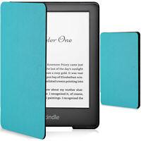 Kindle 2019 Case   Smart Protective Cover   Ultra Slim Lightweight   Sky Blue