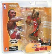Eddie Jones Miami Heat NBA McFarlane action figure NIB Temple new in box