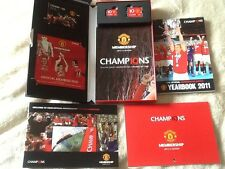 Manchester United Membership Pack 2011/12 (Record 19th Time Champions)