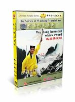 Chinese Kungfu Martial Art - Wu dang Series horsetail whisk sword by Yue Wu DVD