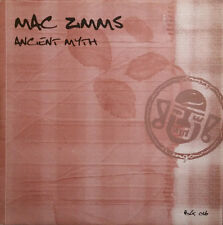 "Mac Zimms ‎– Ancient Myth - Bango BG 016 VINYL 12"" TECH HOUSE"