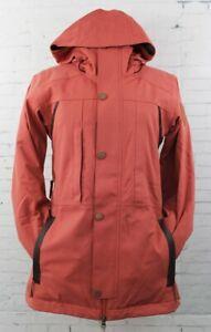 Bonfire Safari Snowboard Jacket, Women's Medium, Dark Blush Pink New