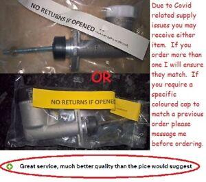 """FORD ZEPHYR ZODIAC Mk2 56-62 CLUTCH MASTER CYLINDER ? NEW 3/4"""" BORE READ LISTING"""