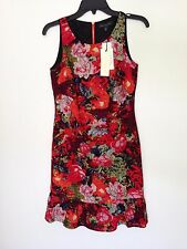 M M Couture Dress NEW NWT Juniors / Missy XS MSRP: $108.00 Red