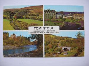 Tomintoul -- Delnabo House, Bridge of Avon, Kylnadrochit Lodge etc.